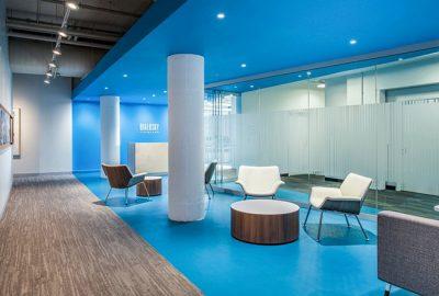 Diferentes diseños modernos para la reforma de su oficina