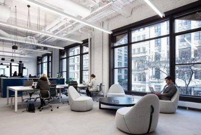 La importancia de las zonas de descanso para la productividad en la oficina