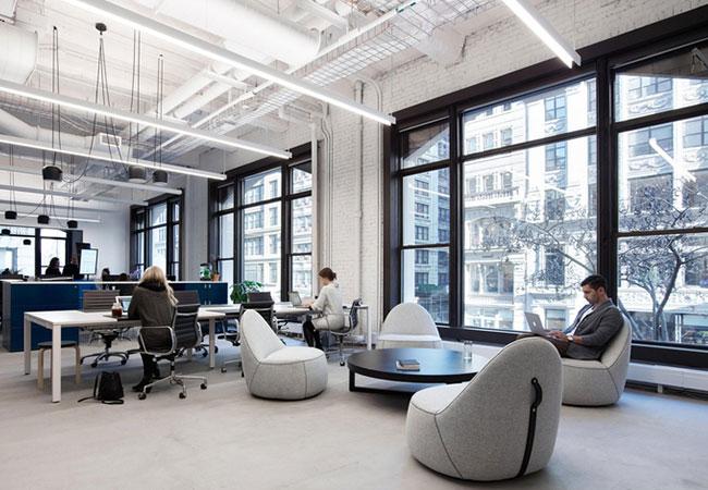 Resultado de imagen de Mobiliario de oficinas ambientes de trabajo productivos