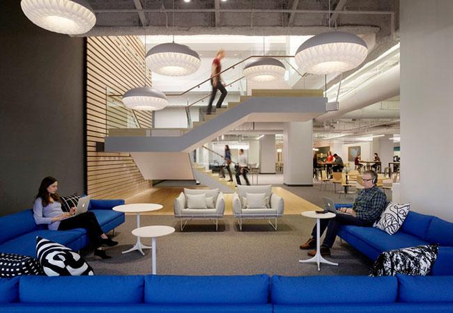 5 efectos psicol gicos del color en la oficina eqin estudio mobiliario y reformas de oficina - Estudios de interiorismo y decoracion ...