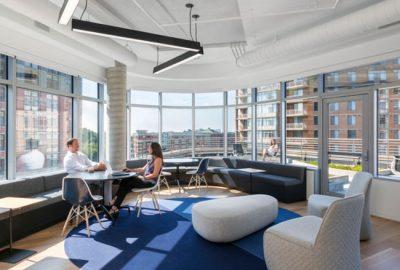 Cómo motivar a sus trabajadores a través del espacio de trabajo