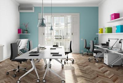 2Move, una mesa auxiliar con estética