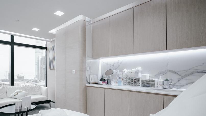 muebles a medida para clínicas