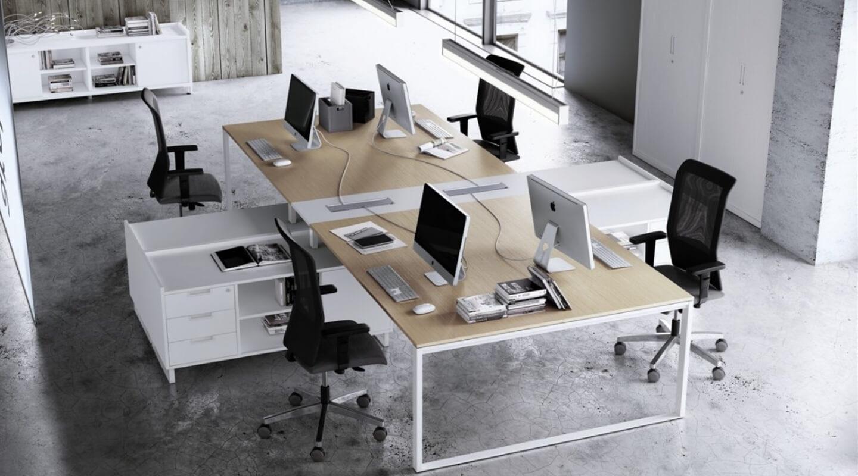 espacios de trabajo de oficina adapta 2