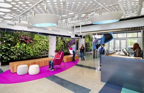 Materiales que marcarán tendencia en el diseño de oficinas