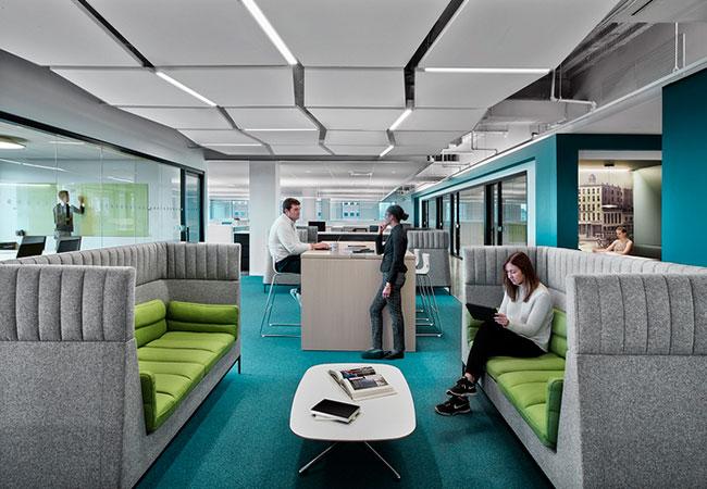 La importancia de escoger bien el mobiliario de oficina for Mobiliario ergonomico