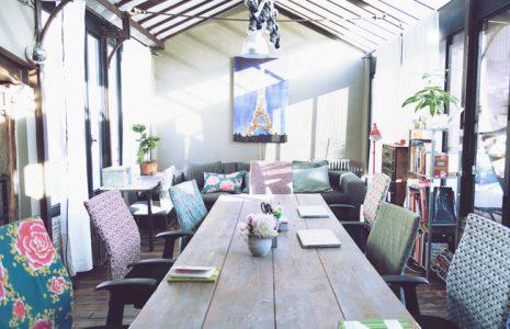 6 claves para lograr un estilo más hogareño en su oficina