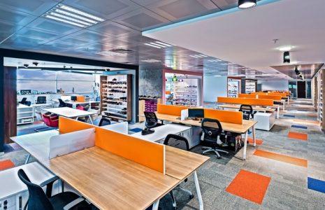 4 piezas de mobiliario que no deben faltar en tu oficina