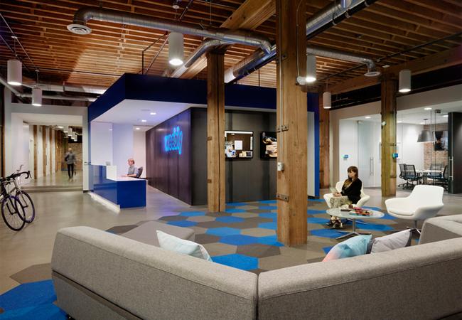 Tendencias de decoraci n de oficinas para 2016 espacios for Diseno de interiores para oficinas pequenas
