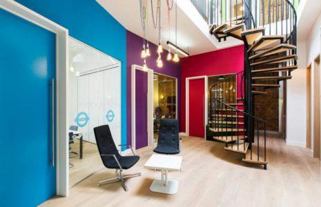 Guía de los colores de oficinas más trendy y con personalidad