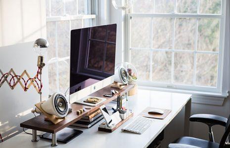 7 claves para equipar una oficina de pequeñas dimensiones