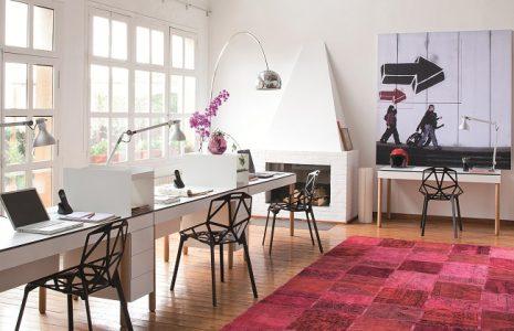 Decorar oficinas pequeñas con éxito