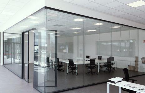 La renovación de la empresa sin obras: Rediseñando la división de espacios