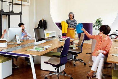 Por que elegir sillas de oficina Okamura para tu espacio de trabajo