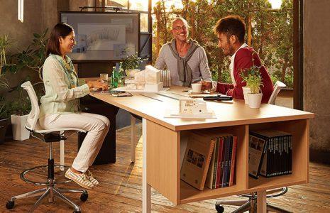 Descubre el catálogo de sillas de oficina Okamura