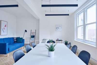 Áreas esenciales para ser creativo en el diseño de su oficina