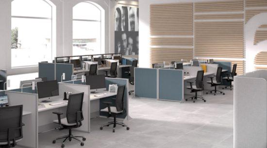 Paneles de oficina Panel System