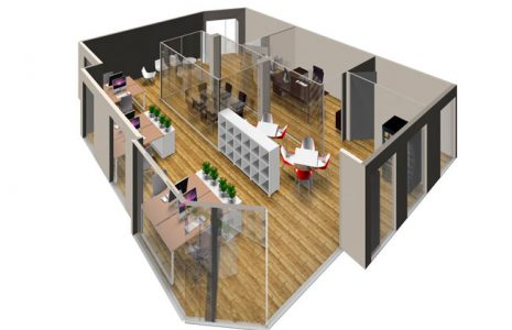 El diseño de tu oficina, paso a paso