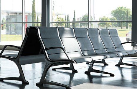 Las sillas de espera perfectas: Passport, Avant y Transit