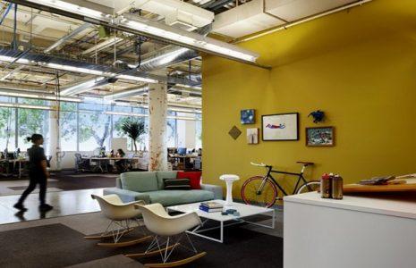 Claves para acertar con el color de la pintura de tu oficina