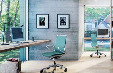 Silla de oficina Plimode, simplicidad y vanguardia de la mano de Okamura