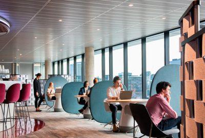 Tips para conseguir una buena postura en la oficina