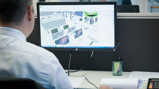 diseño de oficinas en madrid