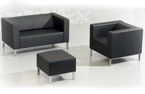 Modelos soft seating ideales para la sala de espera de tu oficina