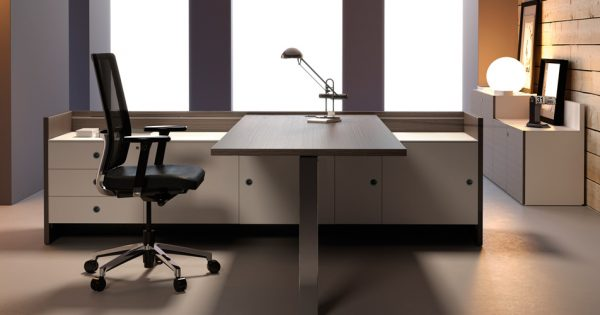Mesa de direcci n quorum equipamiento integral de oficinas - Equipamiento integral de oficinas ...