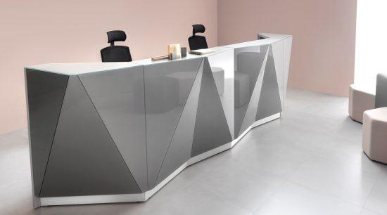 Recepción de oficina Alpa