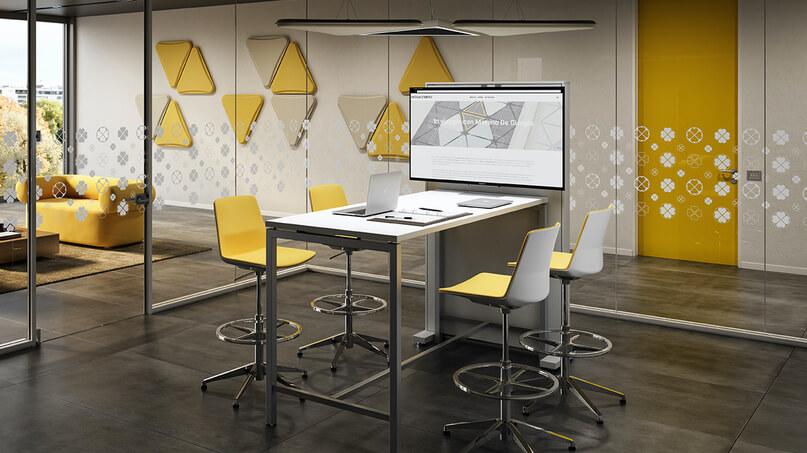 reformas de oficina tecnologia