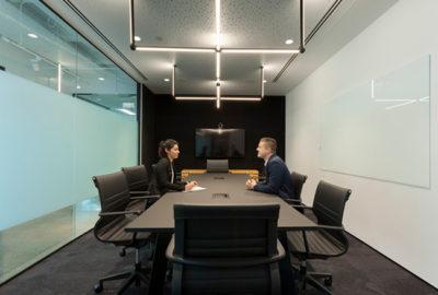 ¿Mi sala de reunión tiene lo necesario?