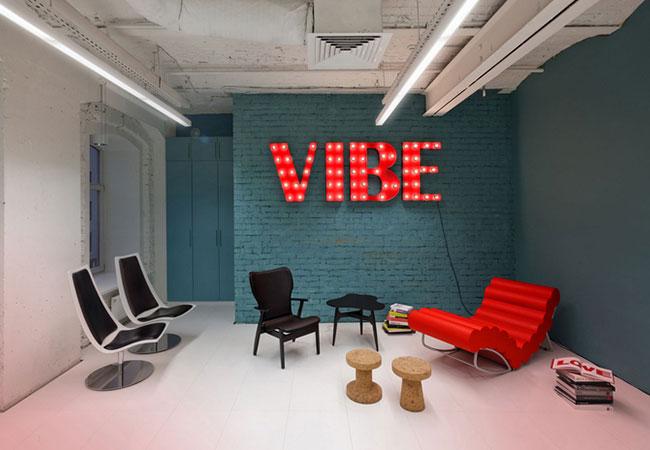 3 ejemplos de oficinas creativas equipamiento integral for Decoracion de oficinas creativas