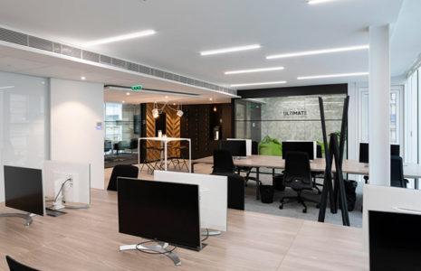 Oficinas de una consultoría