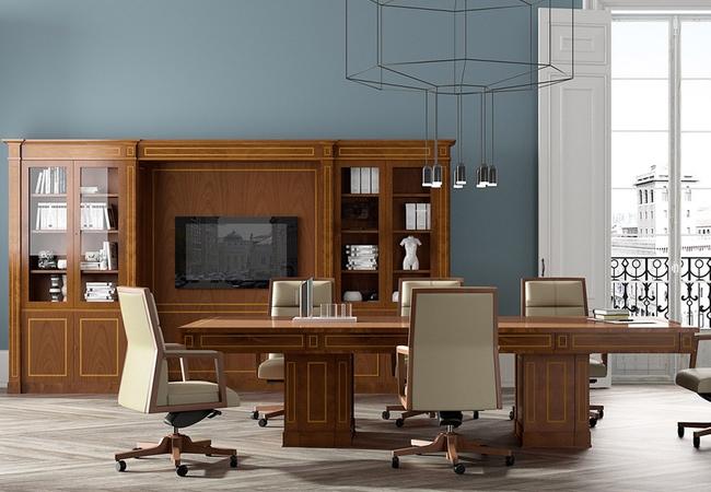 salas de reuniones clasicas