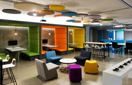 3 modelos soft seating para la comodidad de tu oficina