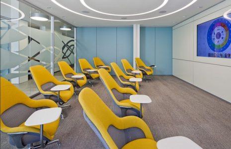 Espacios donde reunirse en la oficina