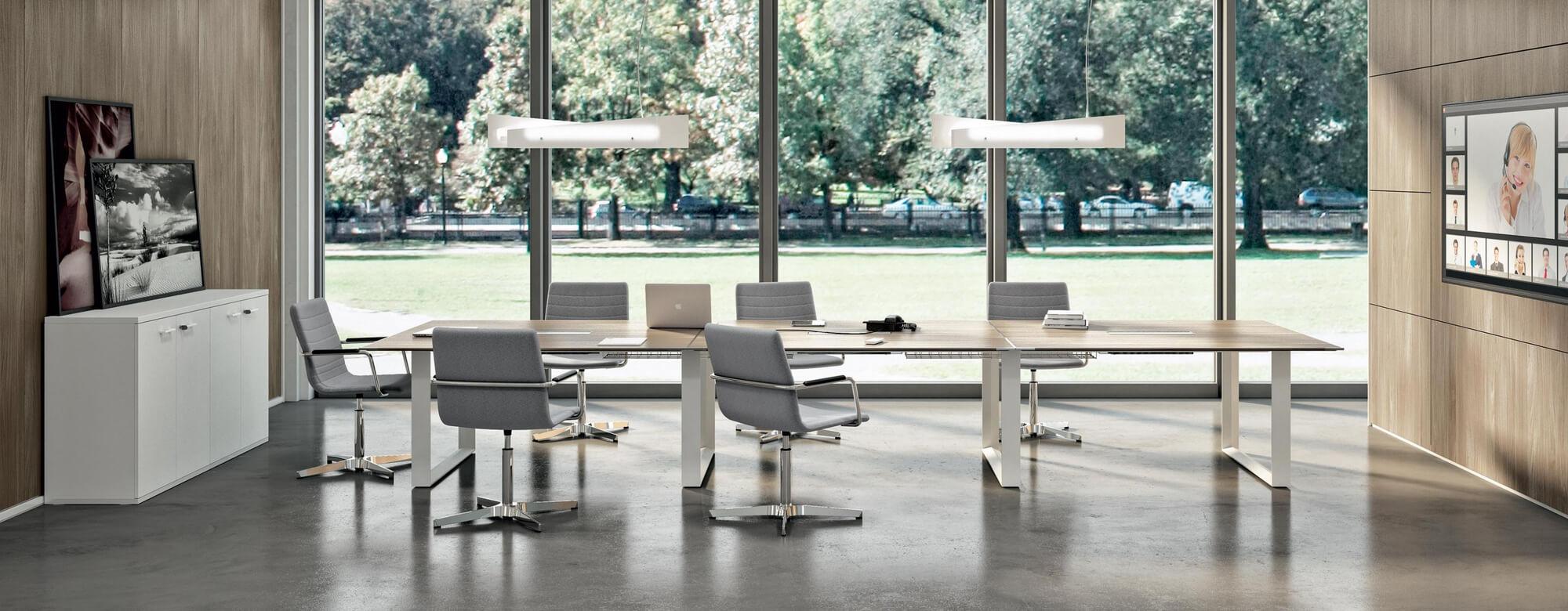 salas de reunión para oficinas