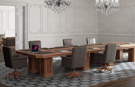Cómo implantar el estilo clásico en la reforma de su oficina