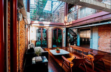 3 ejemplos de oficinas cool por todo el mundo