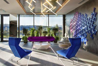 Áreas imprescindibles para el diseño de su oficina