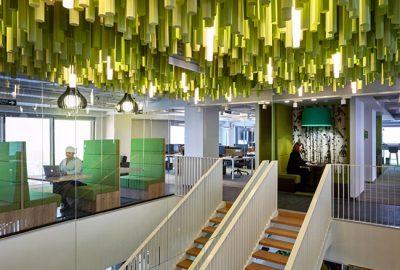 Descubre la nueva sede central de Sberbank en Moscú