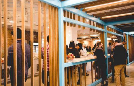 Crea zonas en tu oficina para aumentar la creatividad