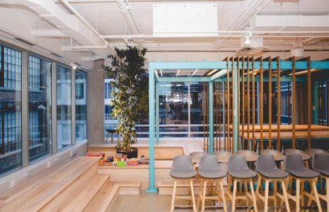Nos adentramos en las nuevas oficinas de Shopify en Montreal