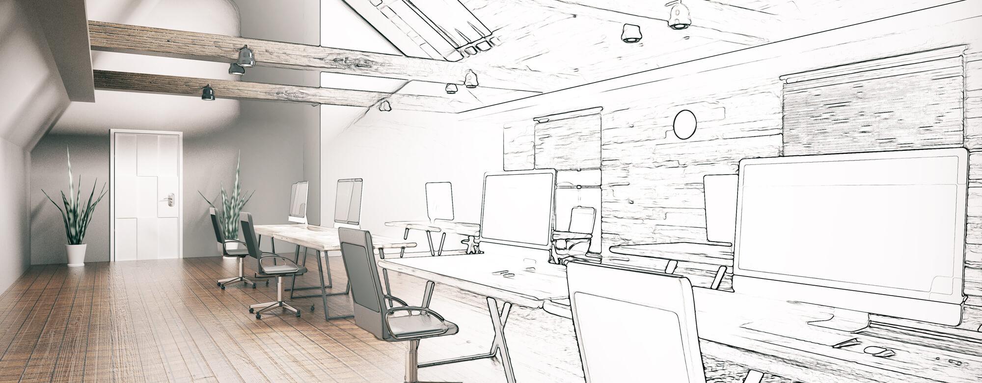 Proyectamos y diseñamos su oficina