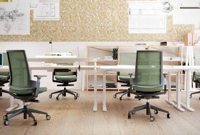 Características ergonómicas que debe tener un silla de oficina