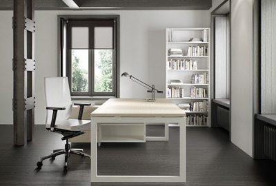 Silla de oficina Eben, ergonomía y diseño