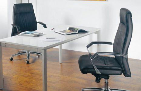 Selección de muebles de oficina modernos