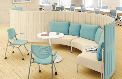 Descubre la operatividad de la silla de oficina Runa de Okamura
