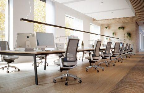 Sillas de oficina ergonómicas: Ventajas y modelos